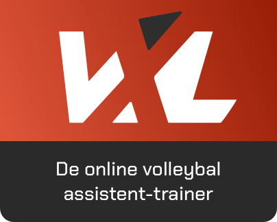 Black Light volleybal toernooi